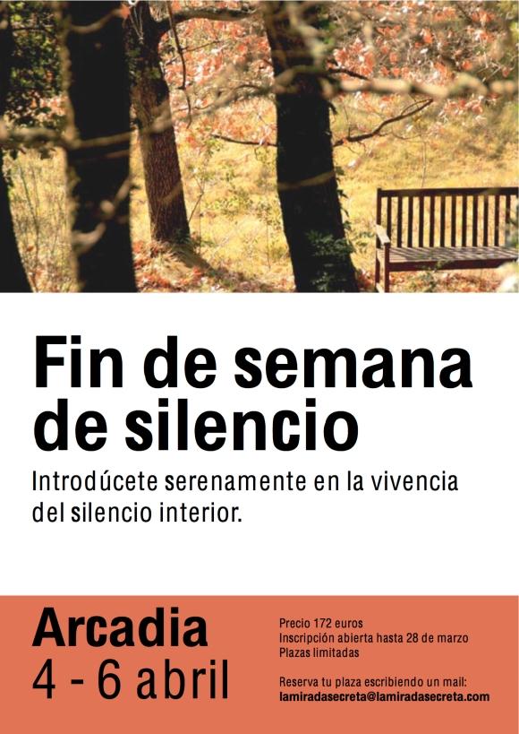 Poster arcadia miradasecreta